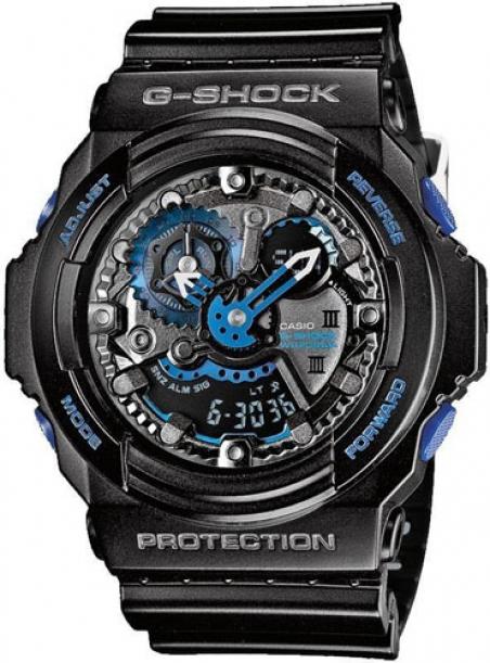 Часы Casio GA-303B-1AER