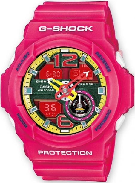 Часы Casio GA-310-4AER