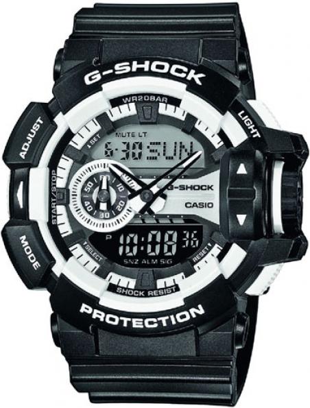 Часы Casio GA-400-1AER