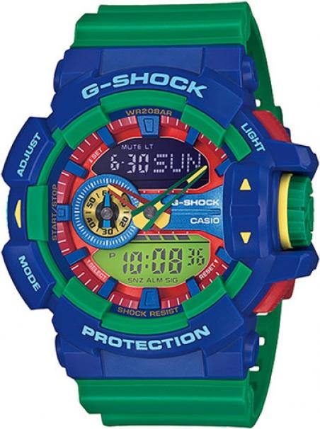 Часы Casio GA-400-2AER