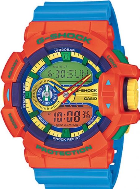 Часы Casio GA-400-4AER