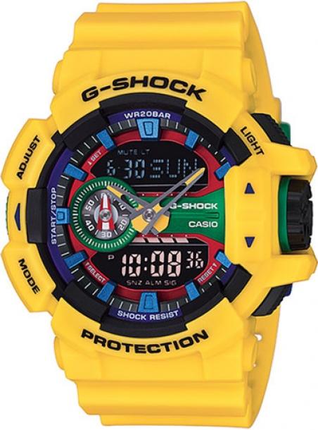Часы Casio GA-400-9AER