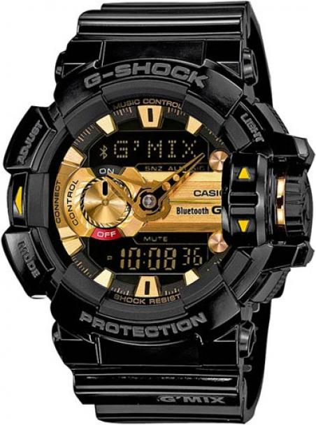 Часы Casio GBA-400-1A9ER