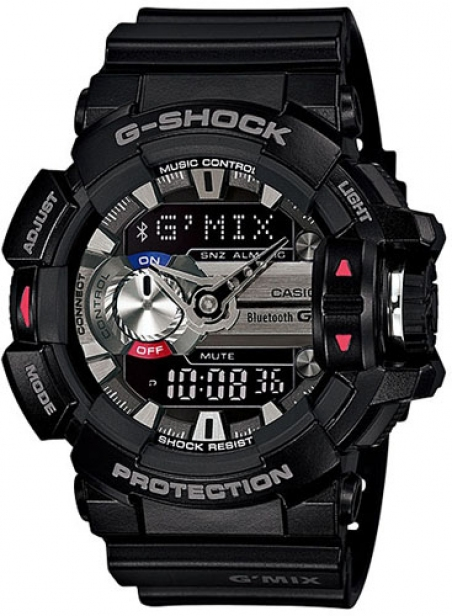 Часы Casio GBA-400-1AER