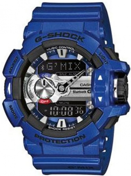 Часы Casio GBA-400-2AER