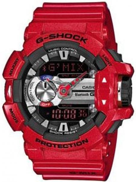 Часы Casio GBA-400-4AER