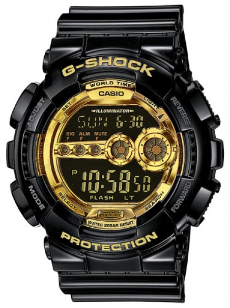Часы Casio GD-100GB-1ER