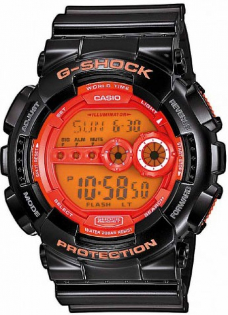 Часы Casio GD-100HC-1ER