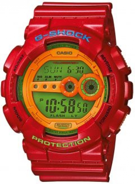 Часы Casio GD-100HC-4ER