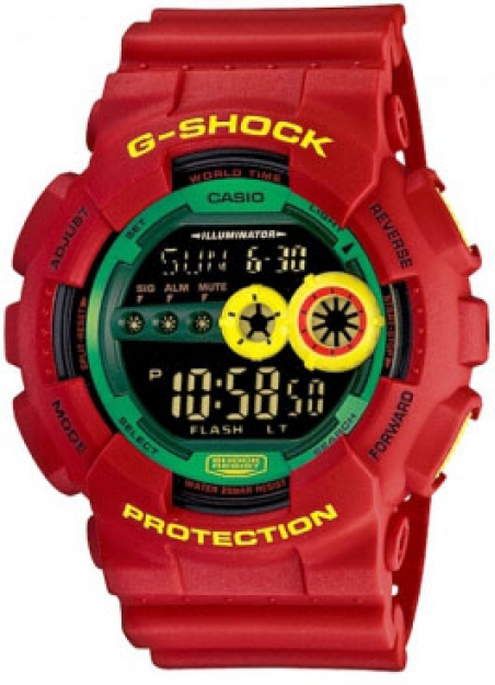 Часы Casio GD-100RF-4ER