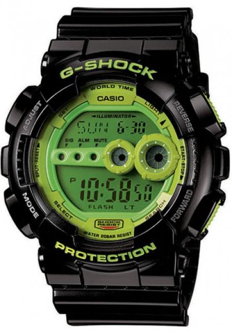 Часы Casio GD-100SC-1ER