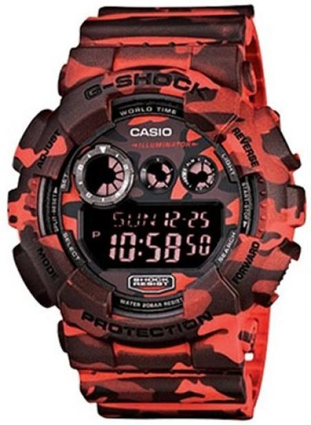 Часы Casio GD-120CM-4ER
