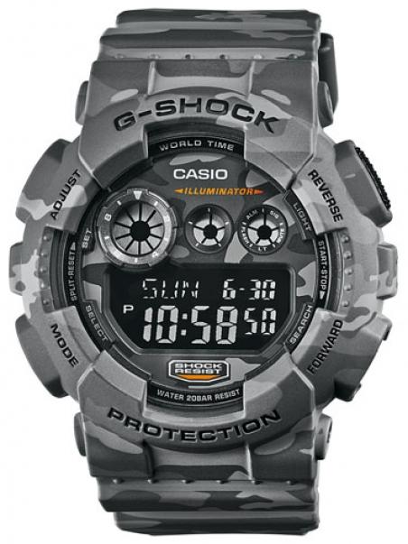 Часы Casio GD-120CM-8ER