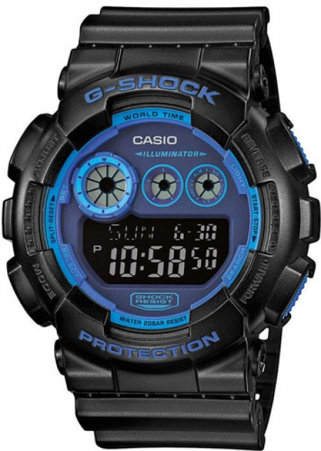 Часы Casio GD-120N-1B2ER