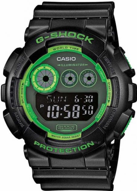 Часы Casio GD-120N-1B3ER