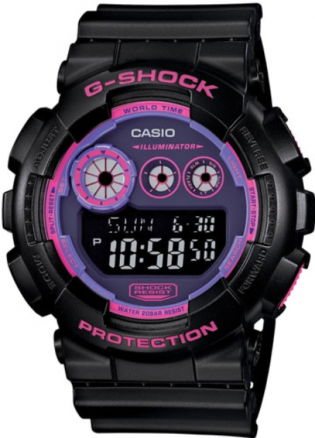 Часы Casio GD-120N-1B4ER