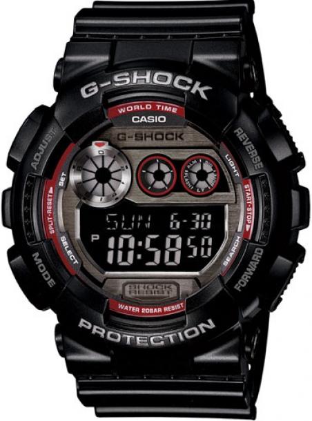 Часы Casio GD-120TS-1ER