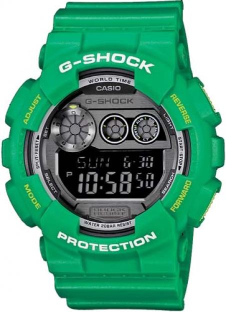 Часы Casio GD-120TS-3ER
