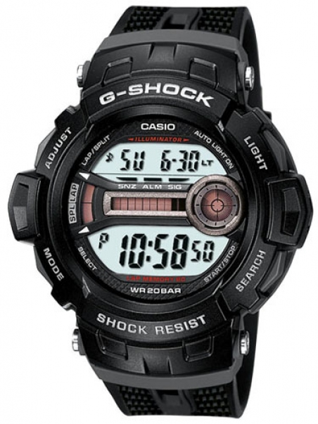 Часы Casio GD-200-1ER