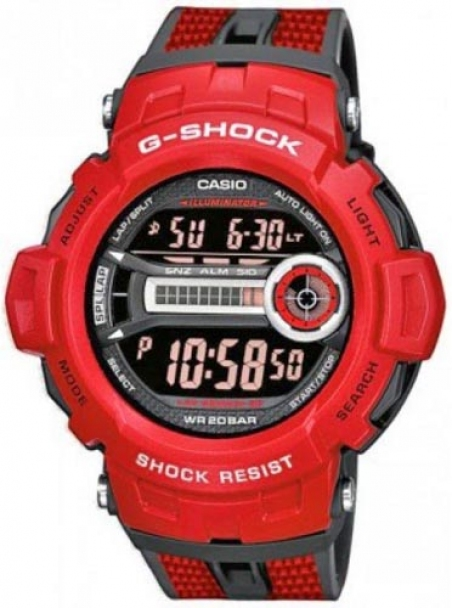 Часы Casio GD-200-4ER
