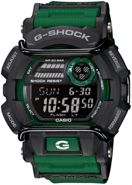 Часы Casio GD-400-3ER