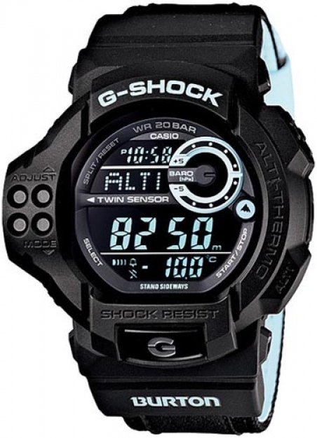 Часы Casio GDF-100BTN-1ER