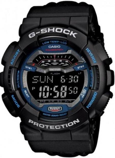 Часы Casio GLS-100-1ER