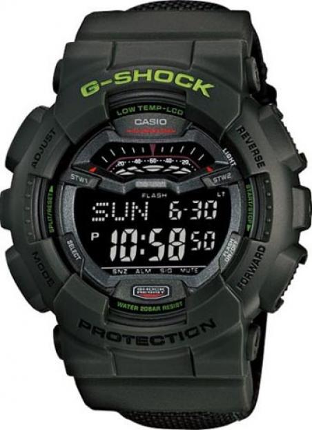Часы Casio GLS-100-3ER