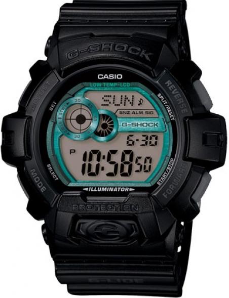 Часы Casio GLS-8900-1ER
