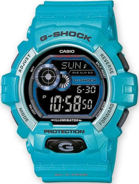 Часы Casio GLS-8900-2ER