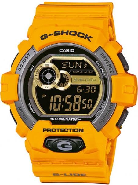 Часы Casio GLS-8900-9ER