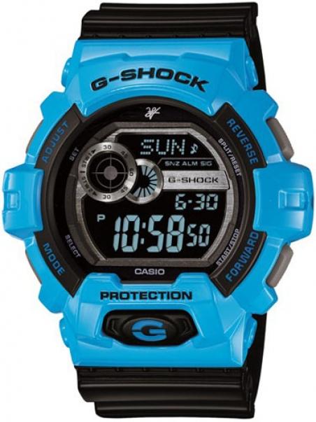Часы Casio GLS-8900LV-2ER