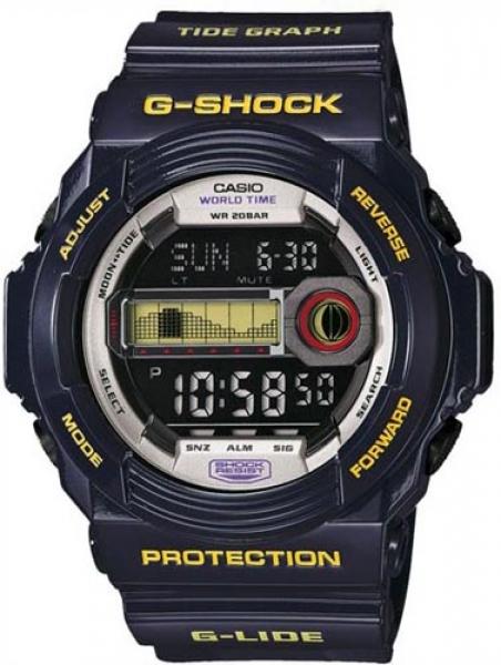 Часы Casio GLX-150B-6ER