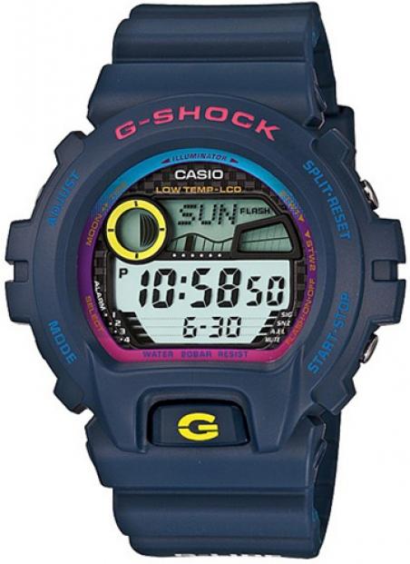 Часы Casio GLX-6900A-2ER