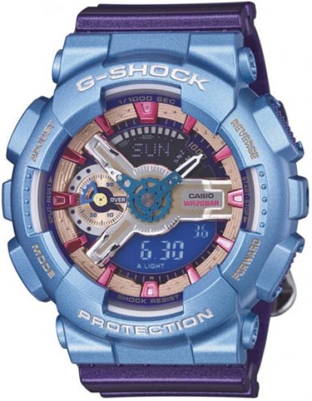Часы Casio GMA-S110HC-6AER