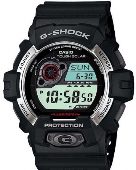 Часы Casio GR-8900-1ER
