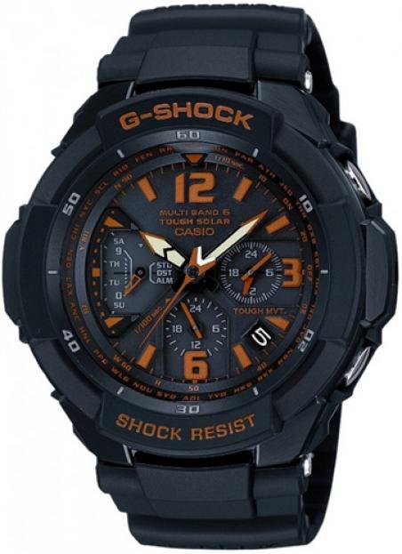 Часы Casio GW-3000B-1AER