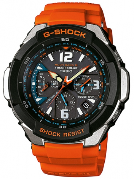 Часы Casio GW-3000M-4AER