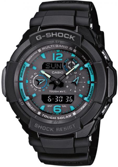 Часы Casio GW-3500B-1A2ER