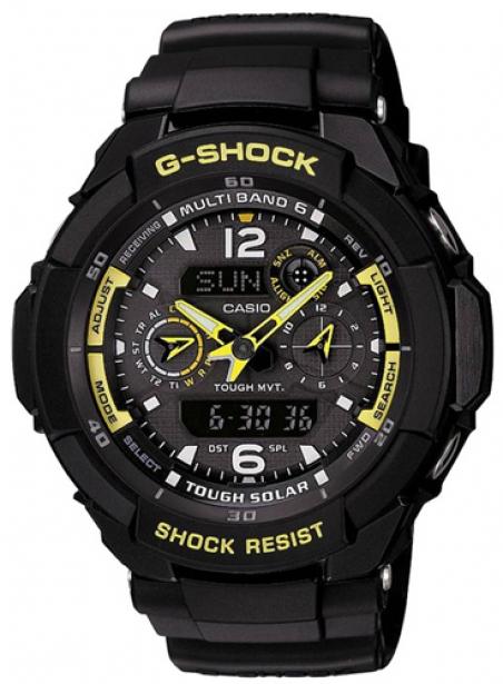 Часы Casio GW-3500B-1AER