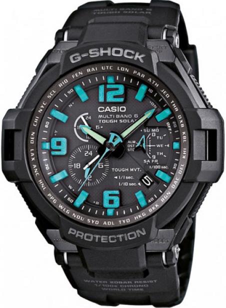 Часы Casio GW-4000-1A2ER