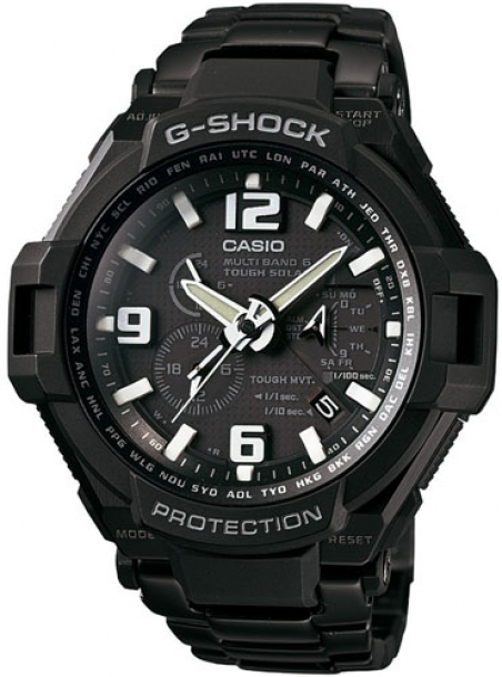 Часы Casio GW-4000D-1AER