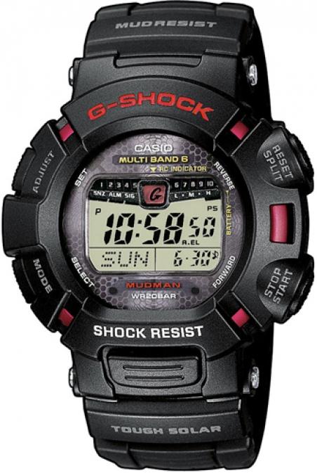 Часы Casio GW-9010-1ER