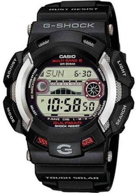 Часы Casio GW-9110-1ER