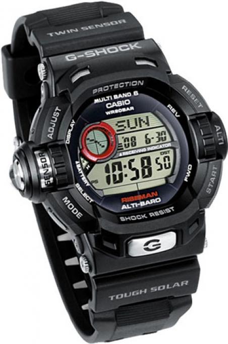 Часы Casio GW-9200-1ER