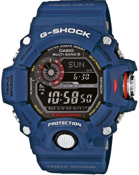 Часы Casio GW-9400NV-2ER