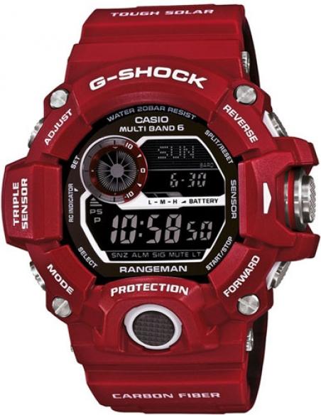Часы Casio GW-9400RD-4ER