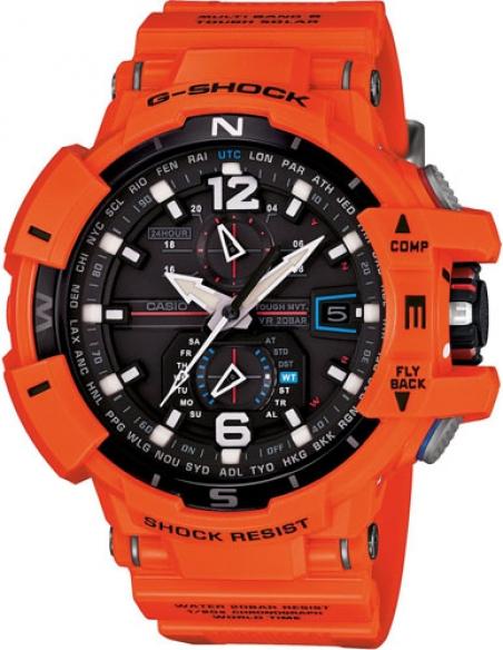 Часы Casio GW-A1100R-4AER