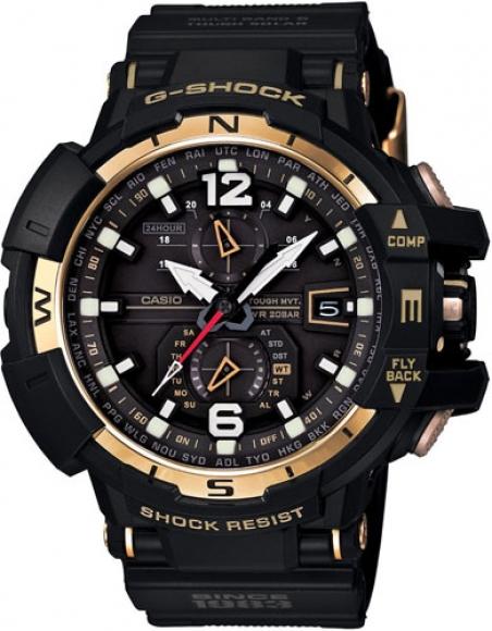 Часы Casio GW-A1130-1AER