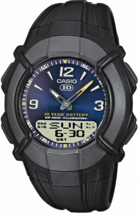 Часы Casio HDC-600-2BVEF